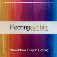 Clear Floor Graphic Flooring